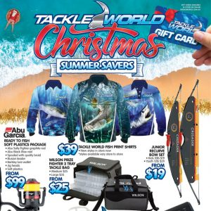 tackle world merimbula xmas catalogue
